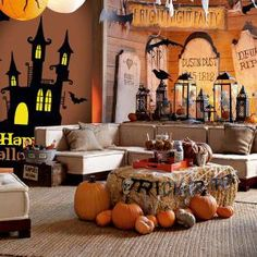 Pegatinas Paredes Halloween 2014  #decoracion #interiorismo #vinilos #casa #hogar #vinilosdecorativos