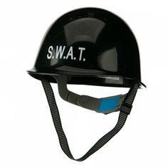 Dress Up America Halloween Seasonal Party Festival Relish Apparel SWAT Helmet