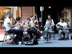 """""""I Aint Gonna Give Nobody None of My Jelly Roll"""" by The Loose Marbles - New Orleans Street Band"""
