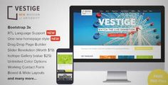 Download and review of Vestige Museum - Responsive WordPress Theme, one of the best Themeforest Non-profit themes {Download & review at|Review and download at} {|-> }http://best-wordpress-theme.net/vestige-museum-responsive-download-review/