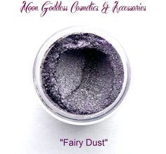 Fairy Dust Mineral Eyeshadow by MGCosmetics on Etsy, $7.00