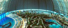 Tropical Islands Resort Is A Caribbean Getaway INSIDE A German Aircraft Hangar
