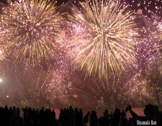 Fire works, will be at my wedding def!! ;p