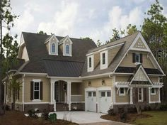 Brown Roof House Colors Choosing A Shingle Color