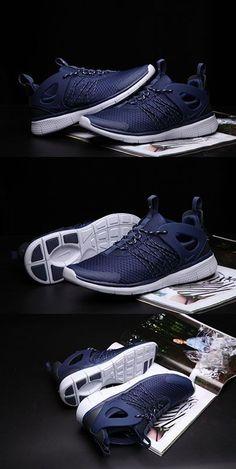 Nike Free Viritous: Navy/White