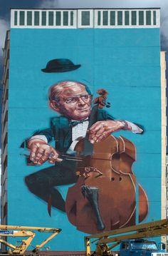 Like it. Art – Street Art Festival in Russia