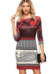 5c5dd9ed0e2 PlushZone Women s Sexy Casual Floral Print Deed V-Neck Long Sleeve Split  Bodycon Long Maxi Dress – Julie Lawrence Fashion House