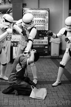 Only happens in Japan, Akihabara, Tokyo. This is not the otaku we are looking for.