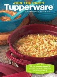 Tupperware Fall Brochure - September 12 - October 9, 2015 ~ Priya Sooknaraine ~ contact me for details