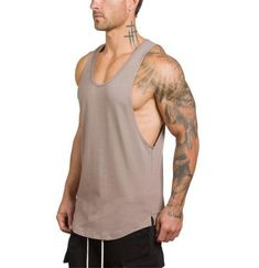 Golds gyms clothing Brand singlet canotte bodybuilding stringer tank top men fitness T shirt muscle guys sleeveless vest Tanktop Gym Tank Tops, Muscle Tank Tops, Workout Tank Tops, Workout Shirts, Fitness Man, Mens Sleeveless Shirts, Stringer Tank Top, Gym Outfit Men, Gym Outfits