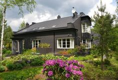 Home Fashion, Cabin, Mansions, Country, House Styles, Home Decor, Decoration Home, Manor Houses, Rural Area