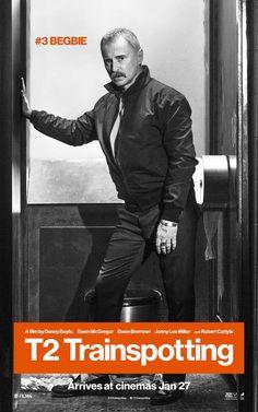 Giclee Art Prints Giclee Art Print Poster 18 X 12 Inch Trainspotting T 2 Begbie - Trouva Movie Sequels, 2 Movie, Movie Photo, Love Movie, Movie Characters, Movies And Series, New Movies, Tv Series, Trainspotting 2