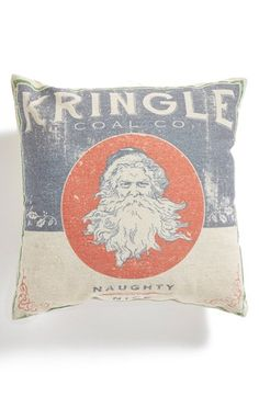 PRIMITIVES+BY+KATHY+'Kringle+Coal'+Pillow+available+at+#Nordstrom