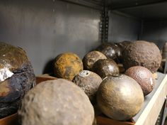 In Charleston, Cannonball Discoveries Are Constant Reminders Of Past Wars : NPR