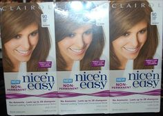 Clairol Nice 'N Easy Non-Permanent Hair Color 90 dark ash blond (3 pack) * Want to know more, click on the image.
