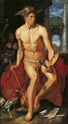 Mercurio (divinità) - Wikipedia