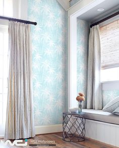 Coastal Chic Wallpaper buy online or our Wallpaper Shop, The Ivory Tower - fabric & wallpaper Chic Wallpaper, Fabric Wallpaper, Wallpaper Suppliers, Latest Wallpapers, Bespoke Design, Coastal, Colours, Spring Trends, Trends 2018