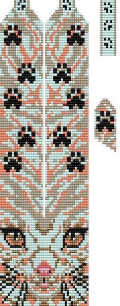 Perlen Weben Muster Frisch Ii Herrschners 1