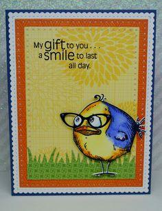 Stamp Tart: My Gift