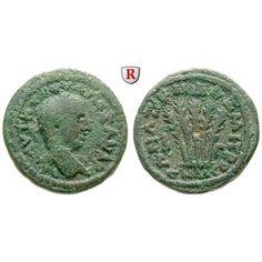Römische Provinzialprägungen, Kilikien, Anazarbos, Severus Alexander, Diassarion 229/230 (Jahr 248), ss: Kilikien, Anazarbos.… #coins