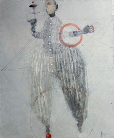 Alexey Terenin - 8758 ***. 2012. 120x100 oil on canvas