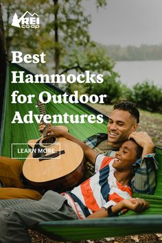 No better time for hanging than the present. Check out our favorite hammocks for singles, duos, ultralighters and campers. Hammock Straps, Hammock Tent, Hammocks, Best Camping Hammock, Hammock Underquilt, Hammock Accessories, Backyard Swings, Double Hammock