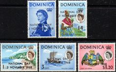 Dominica 1968 SG 232 National Day Fine Mint Scott 228 Other Dominica Stamps HERE