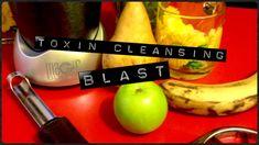 """Nutribullet """"Toxin Cleansing Blast"""" Nutriblast Recipe"""