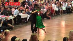 Sebastian Achaval & Roxana Suarez en la Milonga de los Zucca Enero 2014