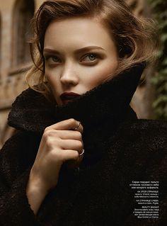 Model: Dima Honcharov | Photographer: Naty Chabanenko - 'Only Connect' for Harper's Bazaar Ukraine, October 2013