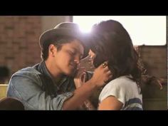 """Count On Me"" by Bruno Mars. Good all-rounder (Bride entrance/B Exit tune) oxo"