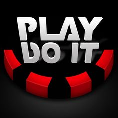 http://www.playdoit.com/  An online casino that let you play for Fun as well for real money
