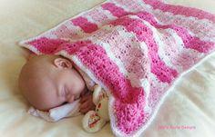 BABY CROCHET BLANKET Pattern Mega pack Shell por KerryJayneDesigns