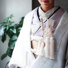 白無垢にペールトーンの掛下や小物で、ニュアンスを。  #CUCURU #花嫁 #花嫁着物 #着物小物#和婚 #着物 #白無垢 #引き振袖 #色打掛  #kimono #wedding #WeddingStyling #Styling #ideas #bride #bridestyle  #結婚式 #hair #make  #ヘアメイク #ヘアアレンジ #originalwedding #happy #cute #beautiful #colorful #japan #tokyo #weddingdecoration #instapic 2016.3.7 NO.427