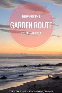 What to see on the Garden Route, South Africa