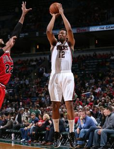 Jabari Parker Bucks vs Chicago Bulls