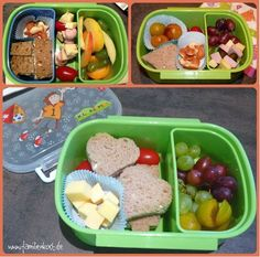 Kindergarten breakfast - Delicious Meets Healthy: Quick and Healthy Wholesome Recipes Kindergarten Snacks, Baby Food Recipes, Healthy Recipes, Sushi Recipes, Lunch Boxe, Lunch Snacks, Food Humor, Cooking With Kids, Creative Food