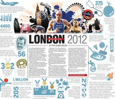 London Olympics: Facts & Figures | Visit our new infographic gallery at visualoop.com/