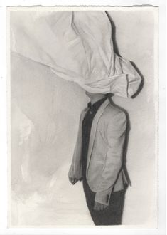 Johan Barrios' Drawings Match the Ethereal Quality of His Paintings Alonso, Art Archive, Figure Drawing, Art Studios, Figurative Art, Art Images, Ethereal, Collage Art, Art Sketches