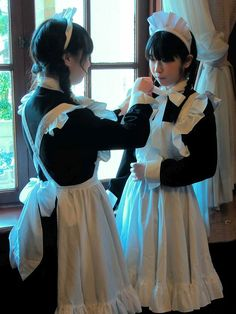 Maid Outfit, Maid Dress, Victorian Maid, Maid Cosplay, Maid Uniform, Human Poses, French Maid, Fashion Photography Inspiration, Cute Costumes