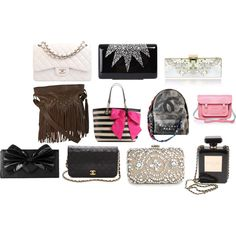 """""""bags:)"""" by makeup-lover-23 on Polyvore"""