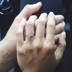 Engagement Ring Inspiration | POPSUGAR Love & Sex