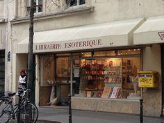 Librairie ésotérique Paris