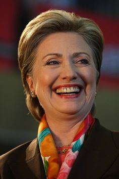Secretary of State Hilary Clinton