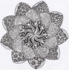 zendala - template # 5 by banar, via Flickr