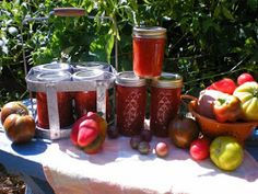 Canning Homemade!: Ketchup - Homemade and Tasty!