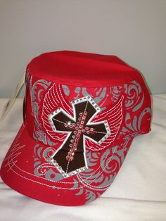 Fashion Ball Cap Joy's Merle Norman & Cosmetics 9999 E Mingo Rd Tulsa, OK. 74133 918-872-6388