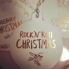Rock 'N' Roll Christmas ornaments    #SmittenScrubs @SmittenScrubs #nurses #nursing #uniforms #WomensFashion #scrubs #medicalapparel #medicaluniforms
