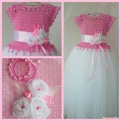 Платья для принцесс (для вдохн | <br/>    Crochet