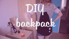 DIY Backpack: Vak/pytel na záda.